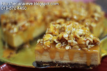 Nuts About Nuts Cheese Cake