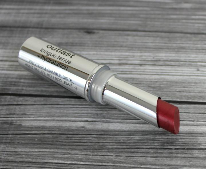 COVERGIRL Outlast Longwear + Moisture Lipstick in 950 - Plum Fury