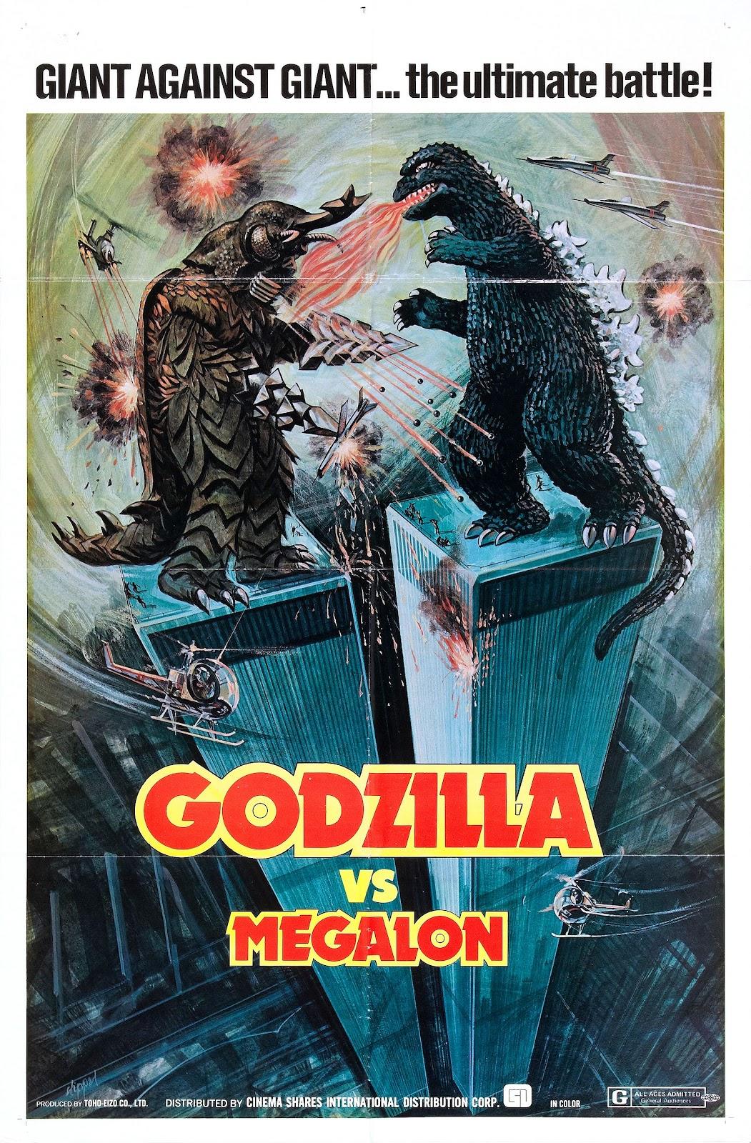 GODZILLA VS MEGALON: JET JAGUAR Finally Sees The U.S.A. on DVD ... | 1051 x 1600 jpeg 664kB