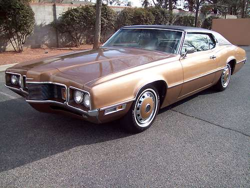 1970 Ford thunderbird for sale craigslist