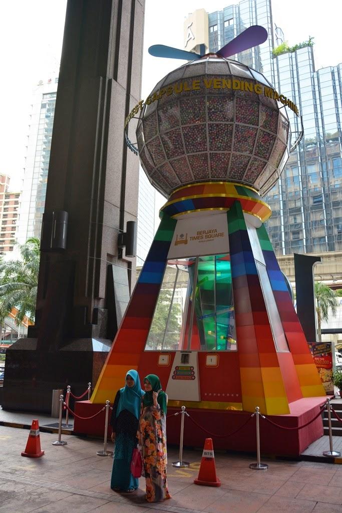 Berjaya Time Square Kuala Lumpur