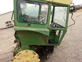 John Deere 4320 parts