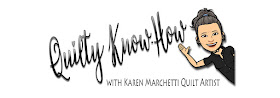 Join Karen's FB Group - Quilty Know-How