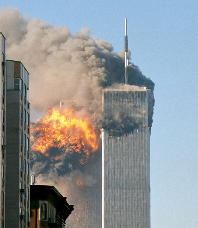 a view on the september 11th attacks Remembering the september 11th terrorist attacks from that day 16 years since what has been called the worst terrorist attack in american history view gallery.