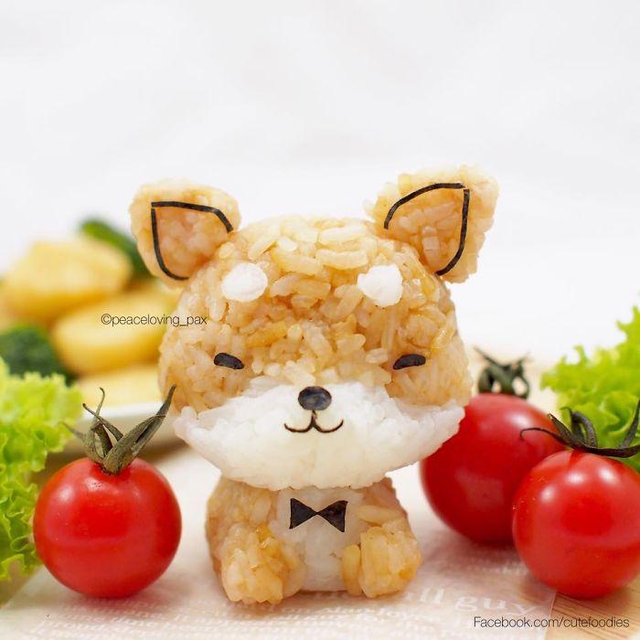 22-Shiba-Inu-Dog-Nawaporn-Pax-Piewpun-aka-Peaceloving-Pax-Food-Art-Inspiration-for-your-Bento-Box