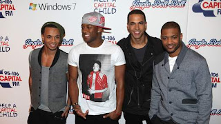 Boy Band JLS Splitting Up After Finale Tour