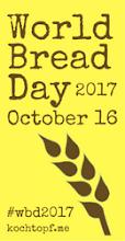 E vem aí mais um World Bread Day... aguardem!!!