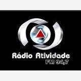 ouvir a Rádio Atividade FM 94,7 Muriaé MG