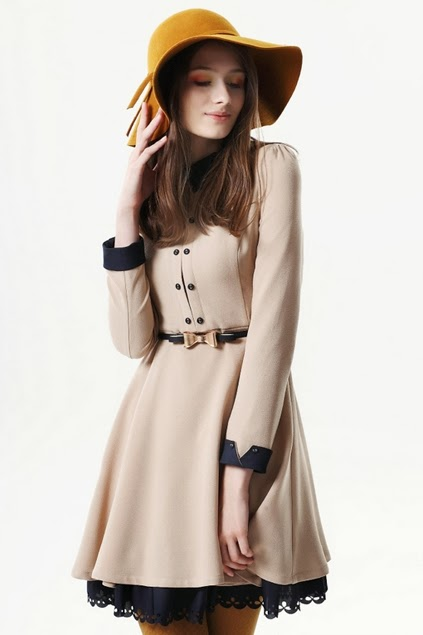 Long sleeved dresses - Fustane me menge te gjata