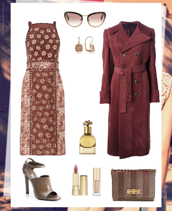 Milan fashion week inspired outfit idea | Bottega Veneta, Prada, Fendi, Dolce & Gabbana, Miu Miu | Streestyle