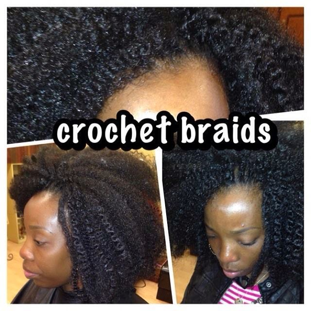 Crochet Hair Salon : CROCHET BRAIDS