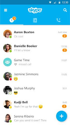 Skype 6.11.0.518 APK for Android