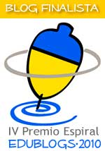 Blog finalista en España 2010