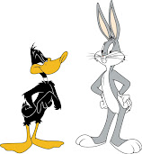 #10 Daffy Duck Wallpaper