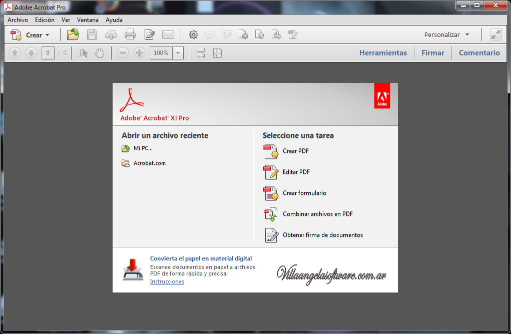 Adobe Acrobat XI Pro 11.0 Final - X-FORCE