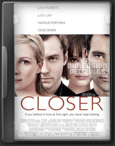 Closer (DVDRip Español Latino) (2004)
