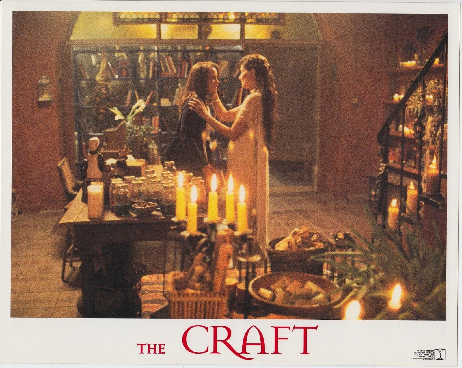 my movie memorabilia collection of 39 the craft 39 1996