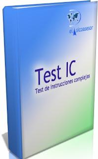 psicometricos-psicologia-test de instrucciones complejas-test