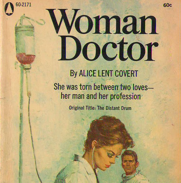 Vintage Romance Covers Woman Doctor