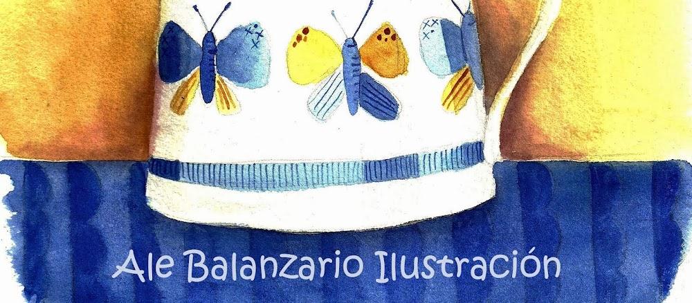 Ale Balanzario Ilustracion