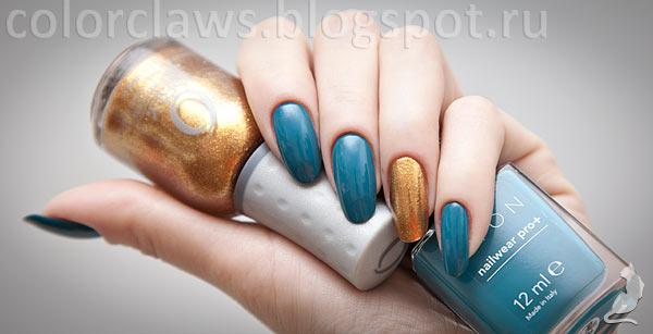 Avon Savage + Orly Glitz&Glamour