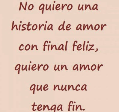 Amor sin compromiso frases