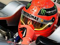 Schumacher 2013 Mercedes F1