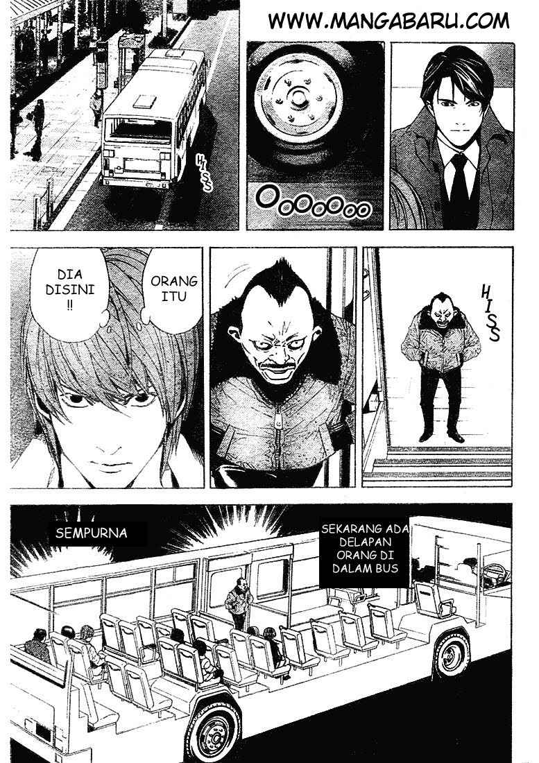 Death Note Chapter 07 Bahasa Indonesia - Target
