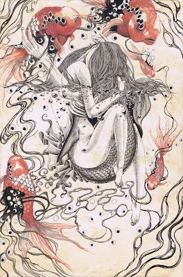 ぼくのみるゆめ展 そのさん DM C7 by Hirata Yodom (平田澱)