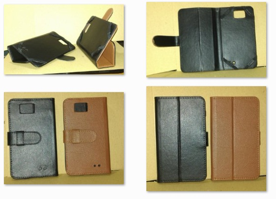 Jual Leather Case: Jual Leather Case Advan Vandroid S5F 5,7 inch with ...