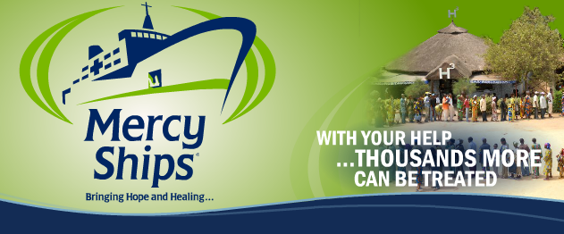 Mercy Ships Website