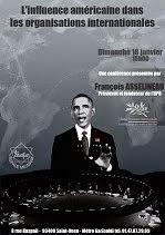 L'influence américaine dans les organisations internationales