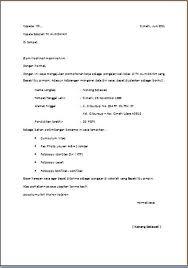 Gambar Download 8 Contoh Surat Lamaran Pekerjaan Benar Kerja