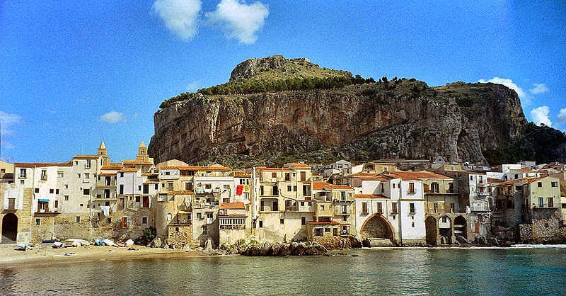 Cefalù of Sicily