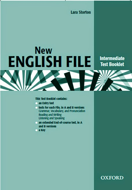 New English File: Intermediate  Test Booklet