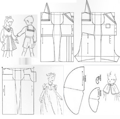 moda infantil ropa para niños ropa para niñas ropita bebes: manual