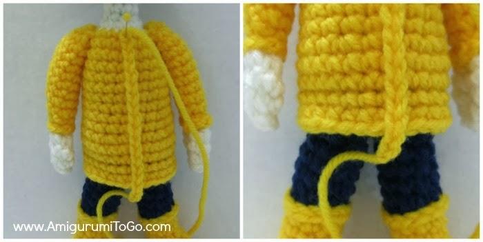 Coraline Doll Free Crochet Pattern Amigurumi To Go : Coraline Doll Revised and Improved 2013 ~ Amigurumi To Go
