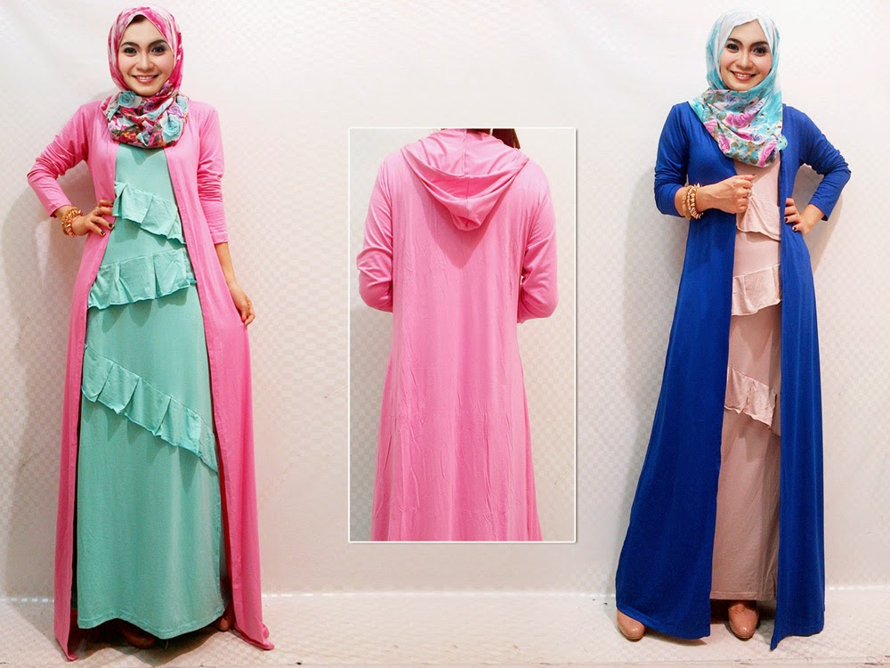 Kedai Baju Saya: Promosi Jubah Muslimah / Maxi / Dress /Denim ...