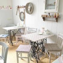 Lille Café in der Windmühle