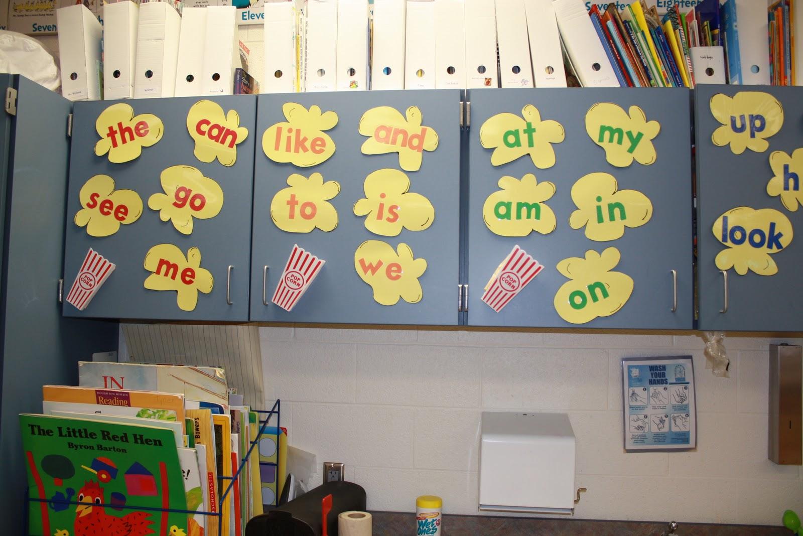 Classroom Display Ideas Kindergarten ~ Classroom displays from kindergarten with love