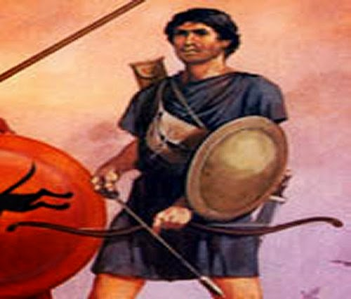 Painting Auxiliaries Cretan Archers picture 2