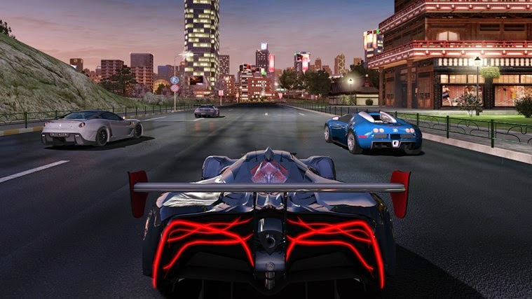 Windows 8 GT Racing 2
