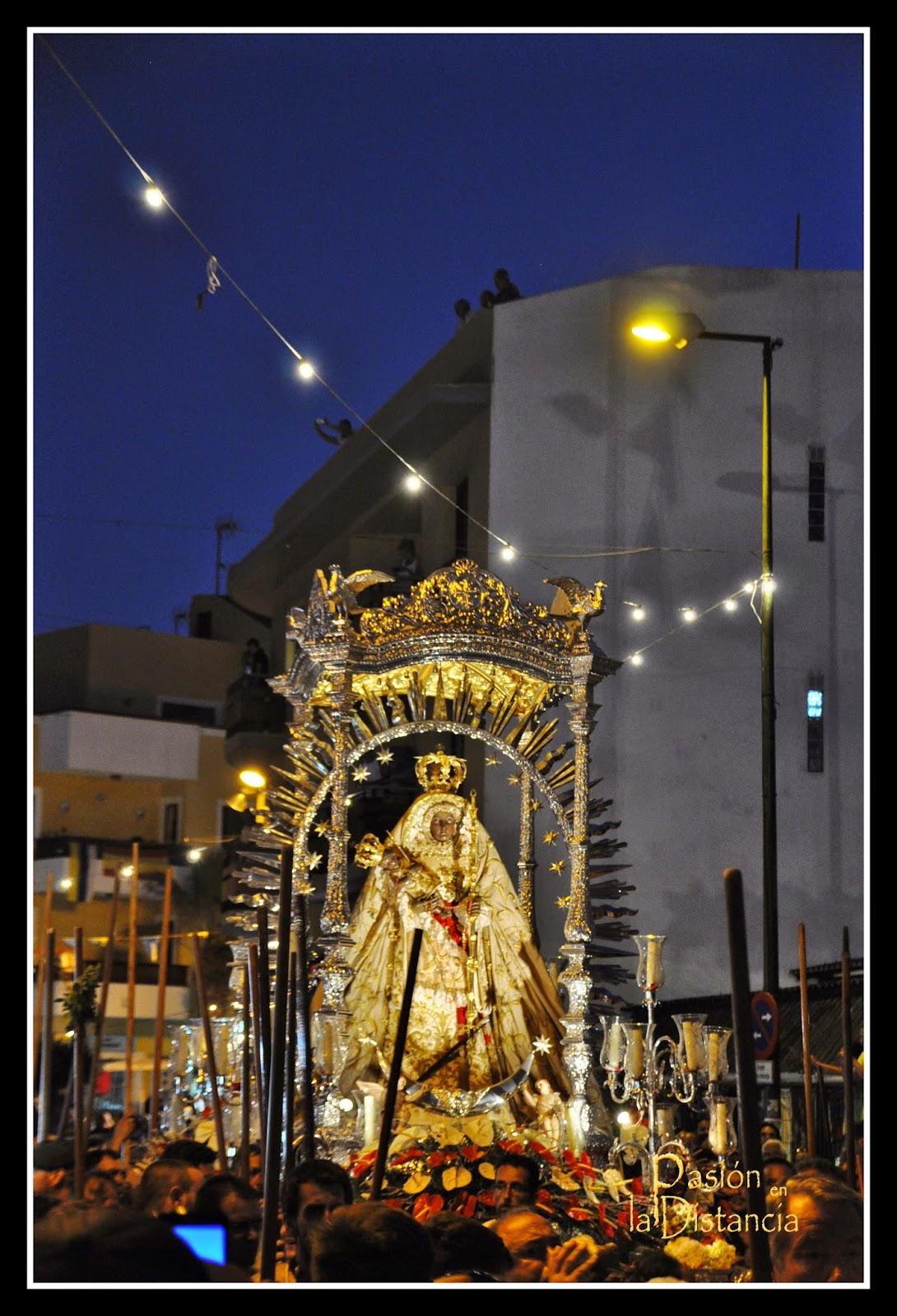 Procesión_Virgen_de_Candelaria_2014
