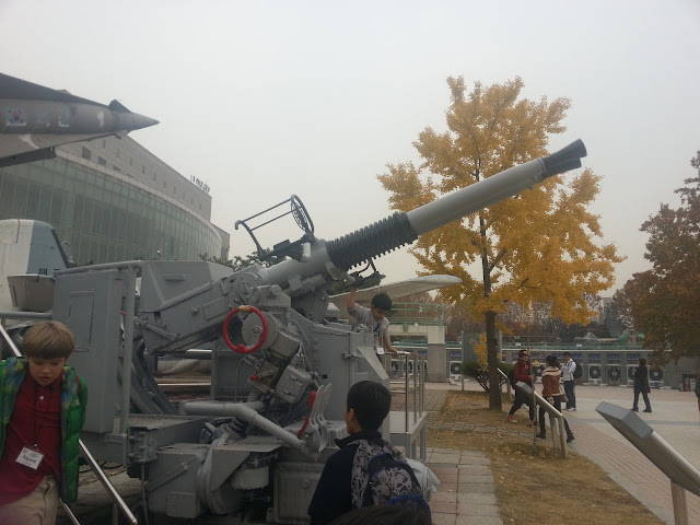 Anti-aircraft weaponry