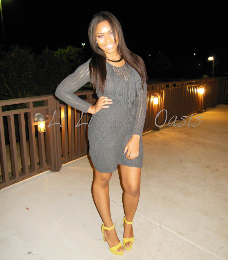 .:Li Li Bee's Oasis:.: My Birthday Dinner Outfit Of The Night