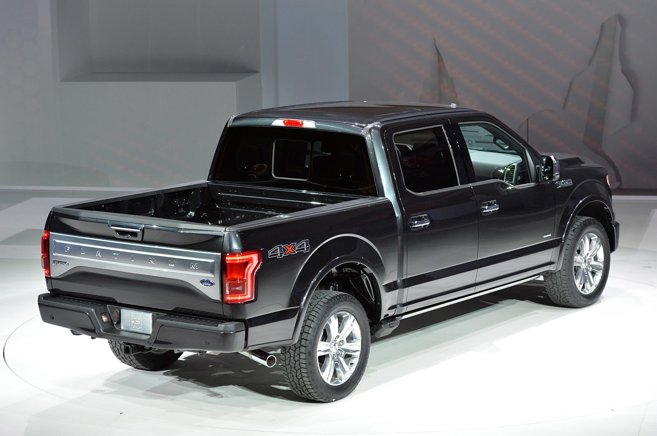 automotiveblogz 2015 ford f 150 detroit 2014 photos. Black Bedroom Furniture Sets. Home Design Ideas