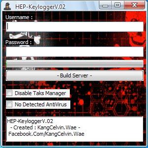 - HEP-KeyloggerV.02 -