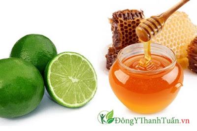 Cách chữa viêm mũi dị ứng bằng chanh và mật ong