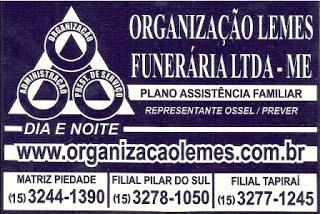 Conheça os planos funerários da Lemes