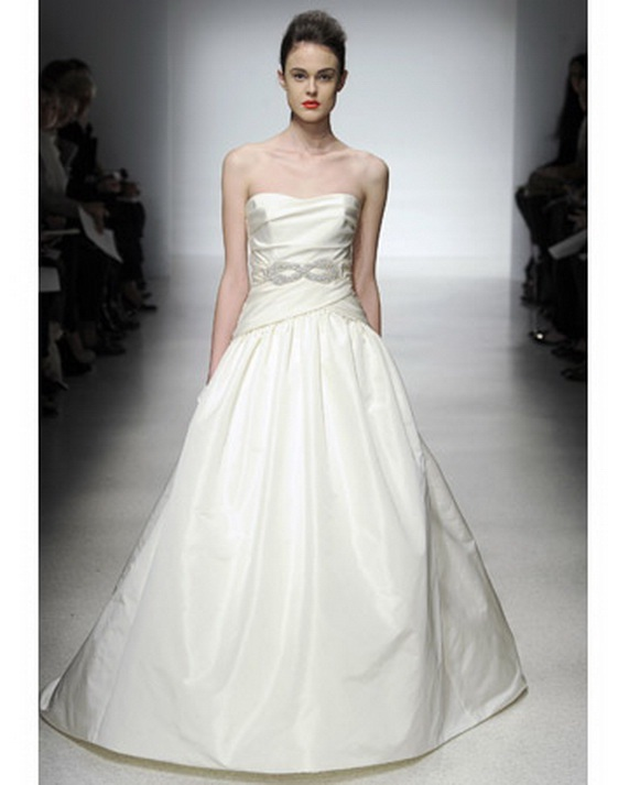 Amsale Wedding Dress: 2012 Amsale Wedding Dresses Spring Collection